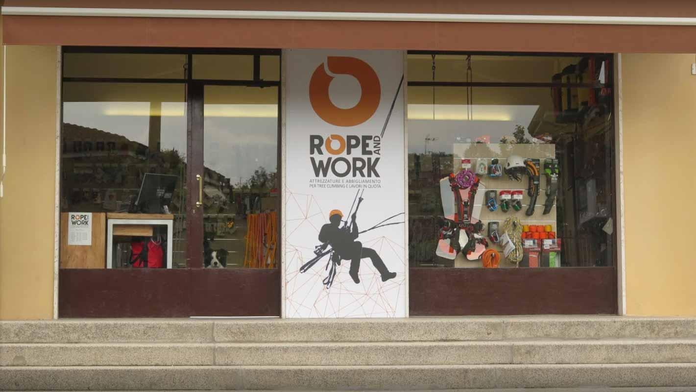 negozio RopeAndWork